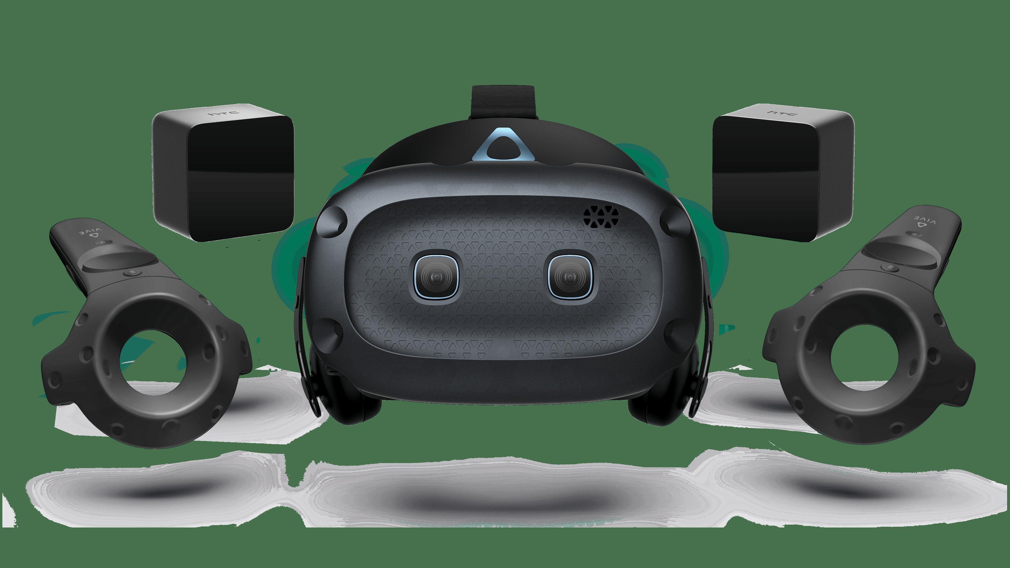 HTC présente son nouveau casque VR : le VIVE Cosmos Elite