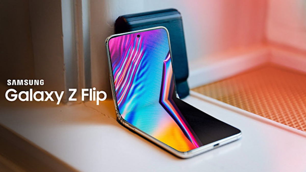 La véritable innovation du Galaxy Z Flip — Flex Mode