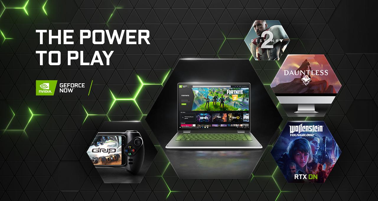 Nvidia GeForce Now est lâché par de grands noms du jeu vidéo