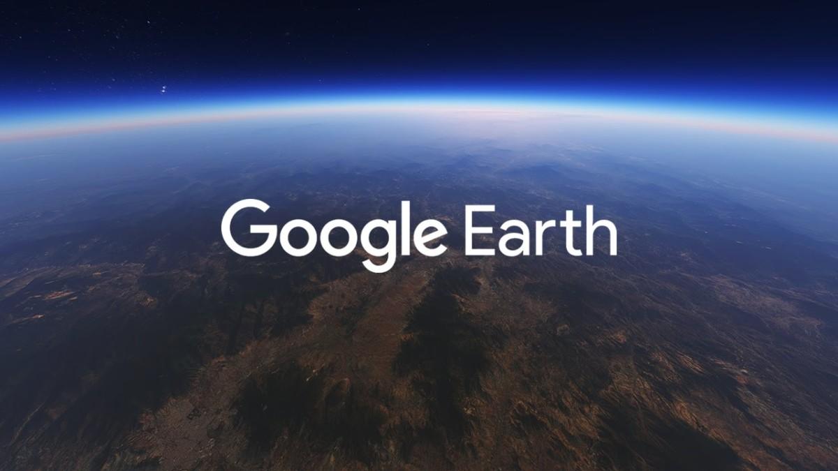 La dernière mise à jour de Google Earth apporte quelques belles nouveautés