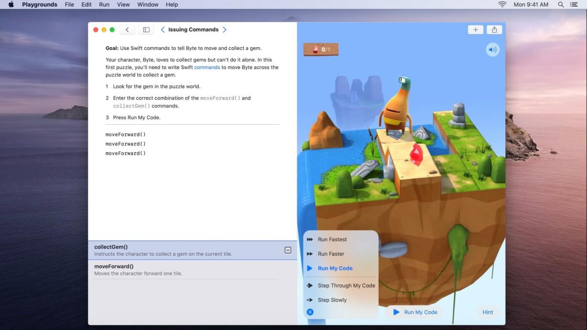 Apple veut apprendre à vos enfants à coder en Swift, directement sur Mac - Frandroid
