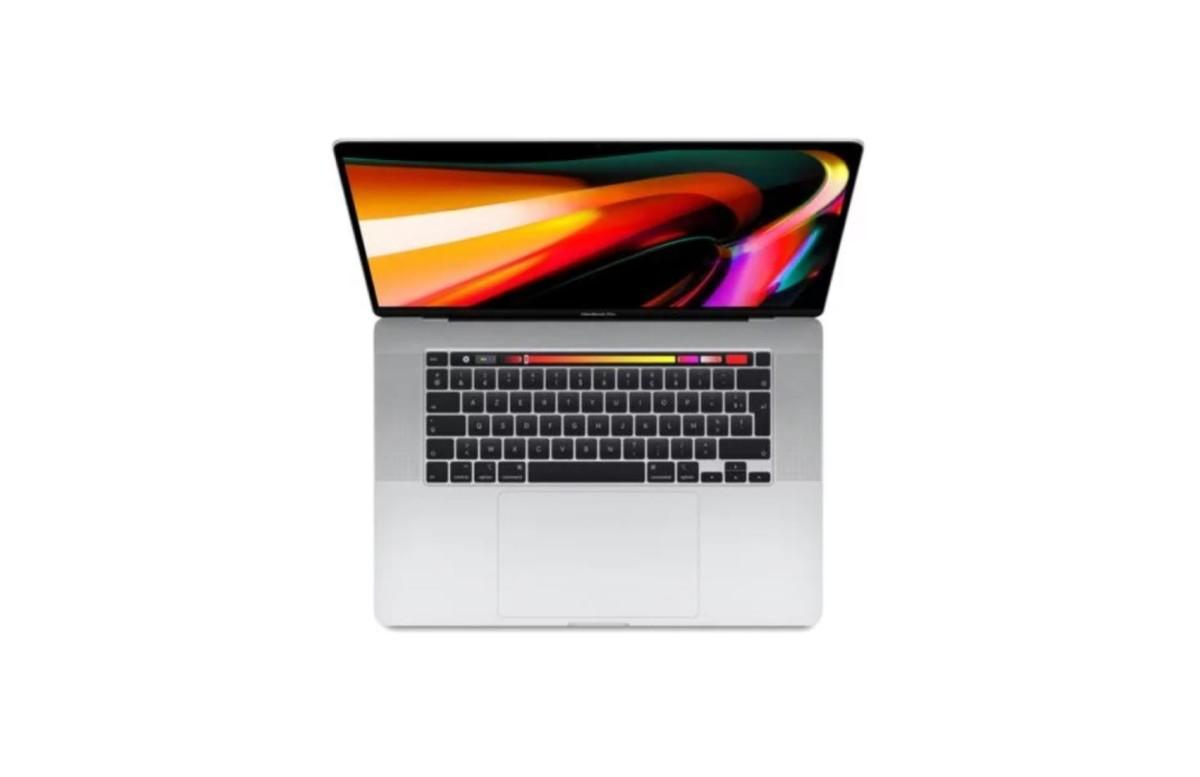 Le Macbook Pro 16 équipé d'un i9 est moins cher que celui avec un i7