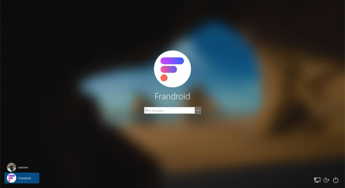 Comment créer un nouvel utilisateur sur Windows 10 - Frandroid