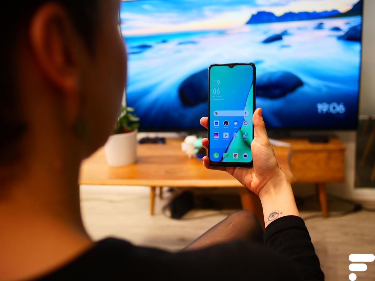 L'OppoA9 2020 arrive en tant que nouveau challenger des smartphones à moins de 250euros.