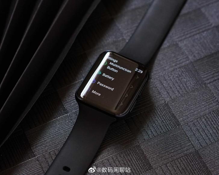 Google Wear OS sera bien aux commandes de la montre connectée d'Oppo
