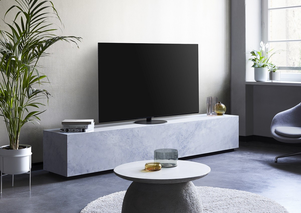 Le téléviseur Panasonic HZ1000