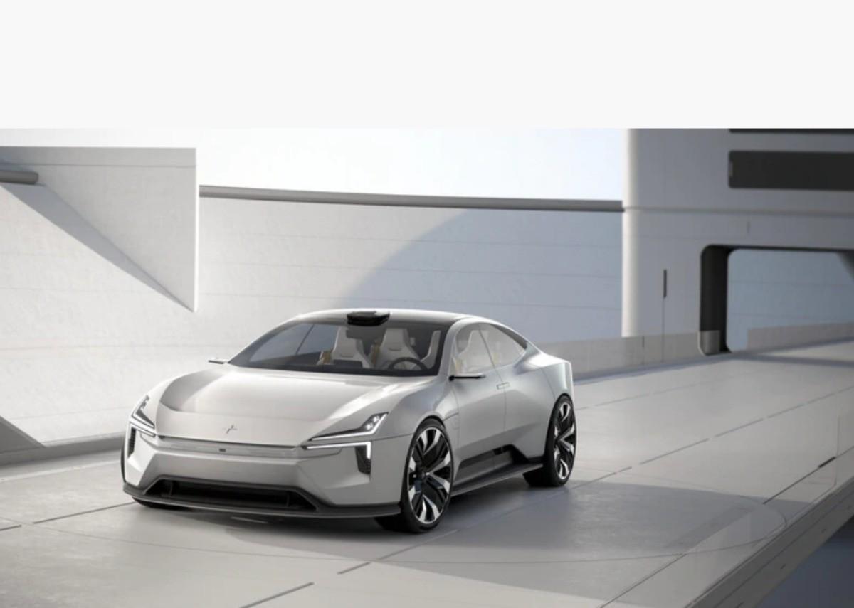 Polestar Precept : Android et matériaux recyclés pour cet élégant concept électrique