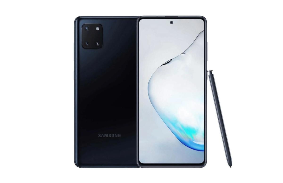 À 479 euros, le Samsung Galaxy Note 10 Lite devient enfin intéressant