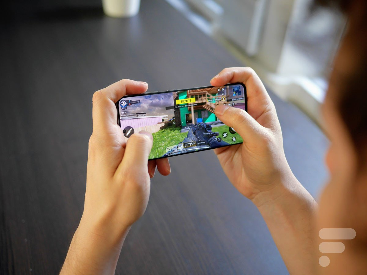 Call of Duty Mobile sur le Samsung Galaxy S20