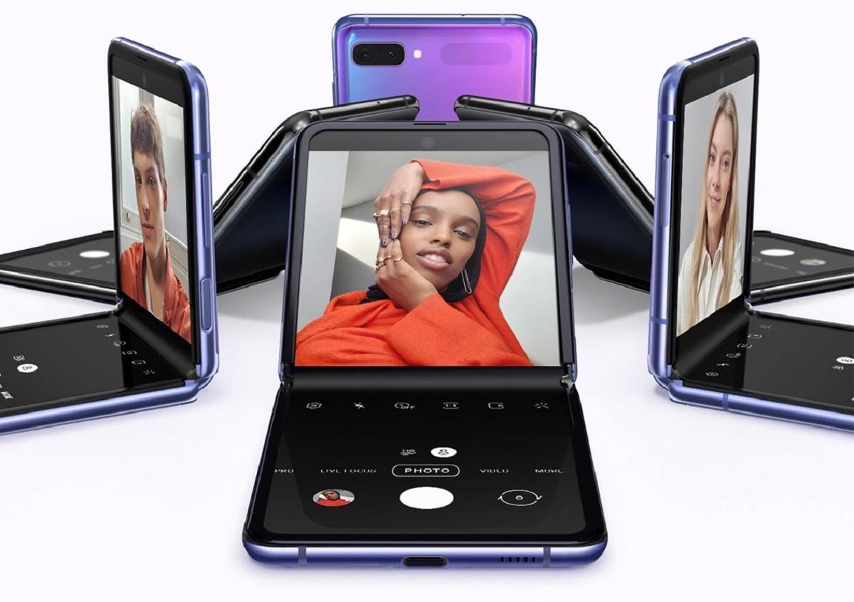 Top des meilleurs smartphones Samsung en 2021 - SAMSUNG Z Flip 5G www.heavybull.com