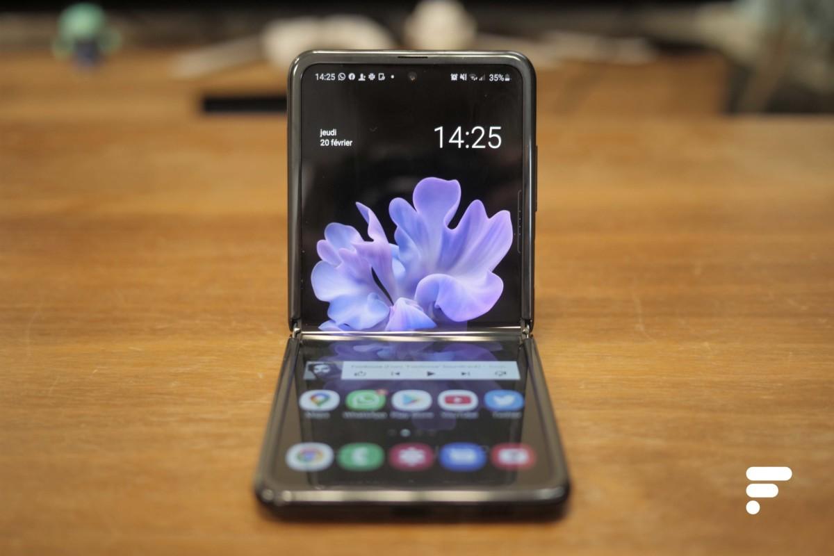 Samsung aiderait Google, Oppo et Xiaomi pour leurs smartphones pliables