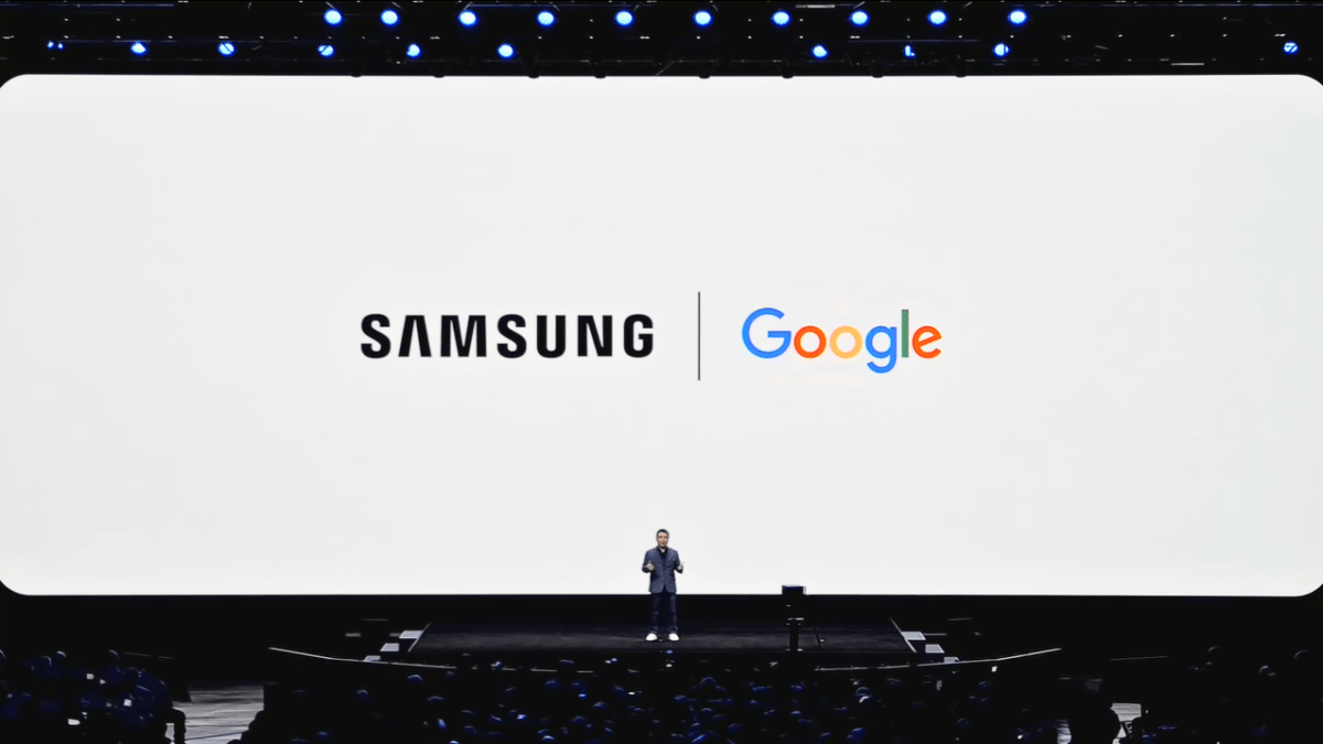 Samsung et Google