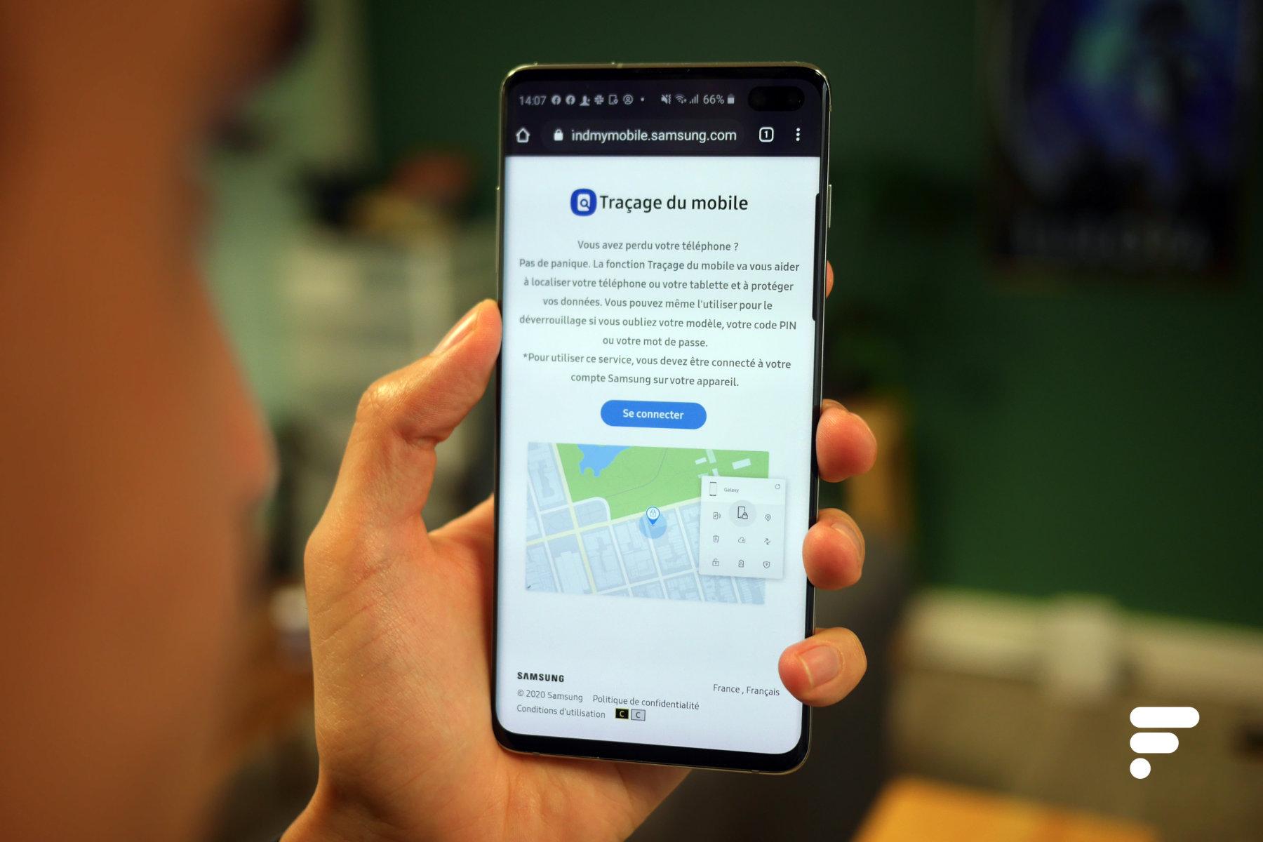 Une étrange notification reçue par des millions d'utilisateurs — Samsung