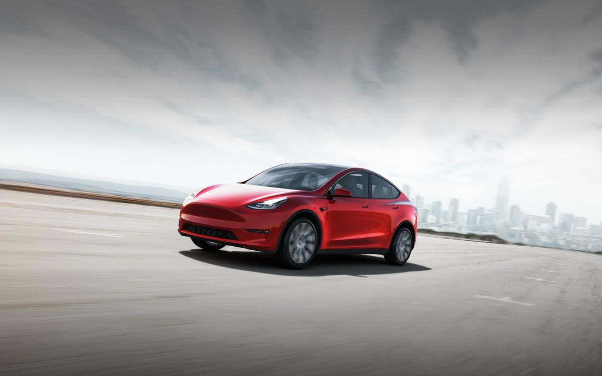 Tesla Model Y : c'est imminent, le SUV électrique sera très bientôt sur nos routes - Frandroid