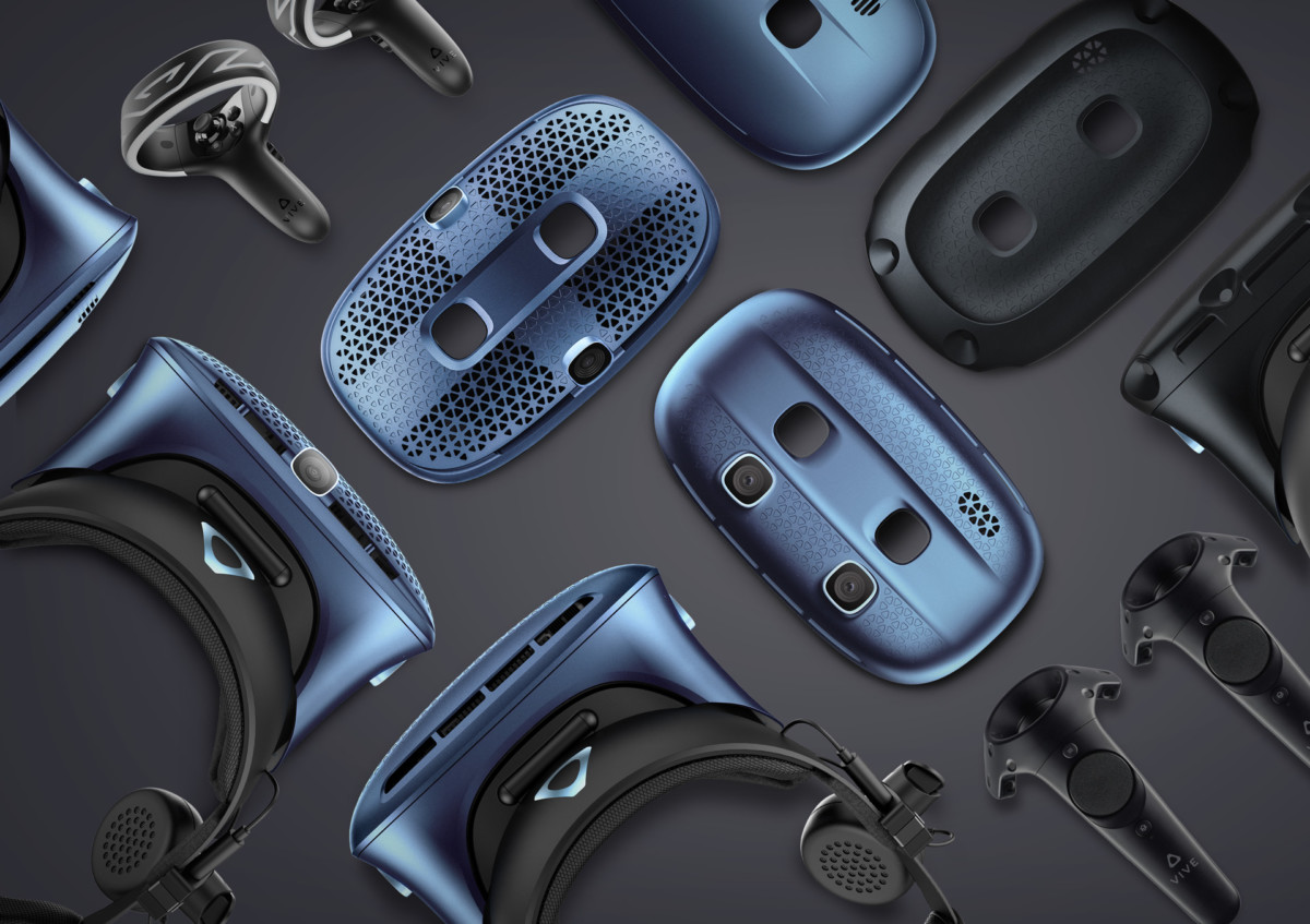 Vive Cosmos Play, Elite et projet Proton : HTC présente son plan d'attaque dans la VR