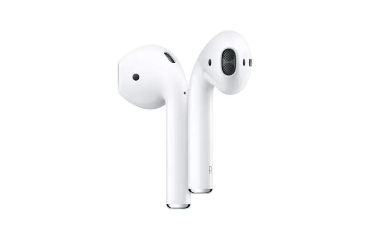 Un code promo fait actuellement baisser le prix des Apple AirPods 2