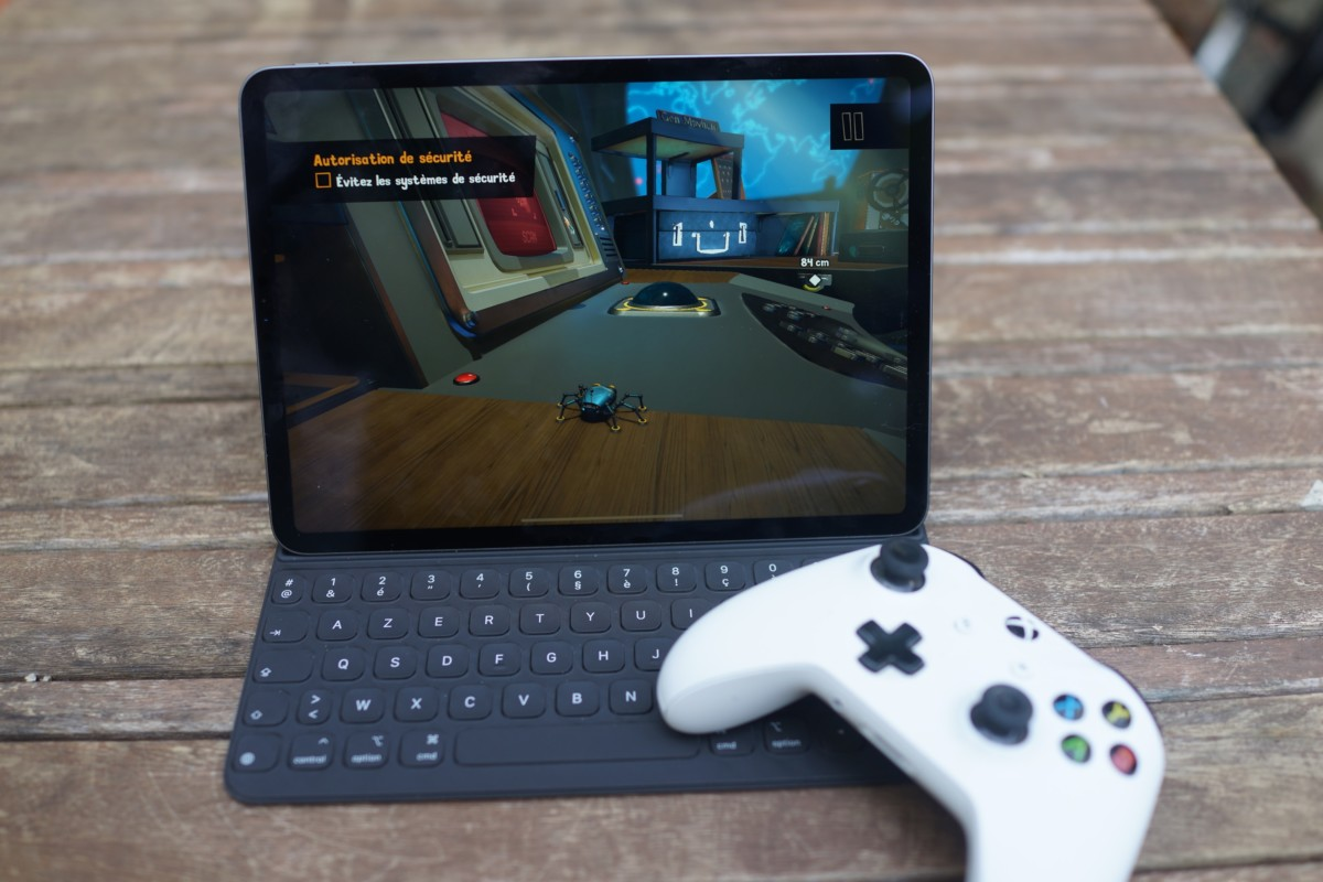Les manettes de Xbox fonctionnent en Bluetooth