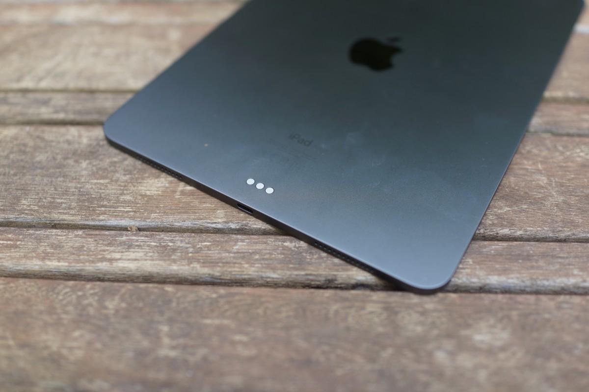 Un iPad Pro 2020