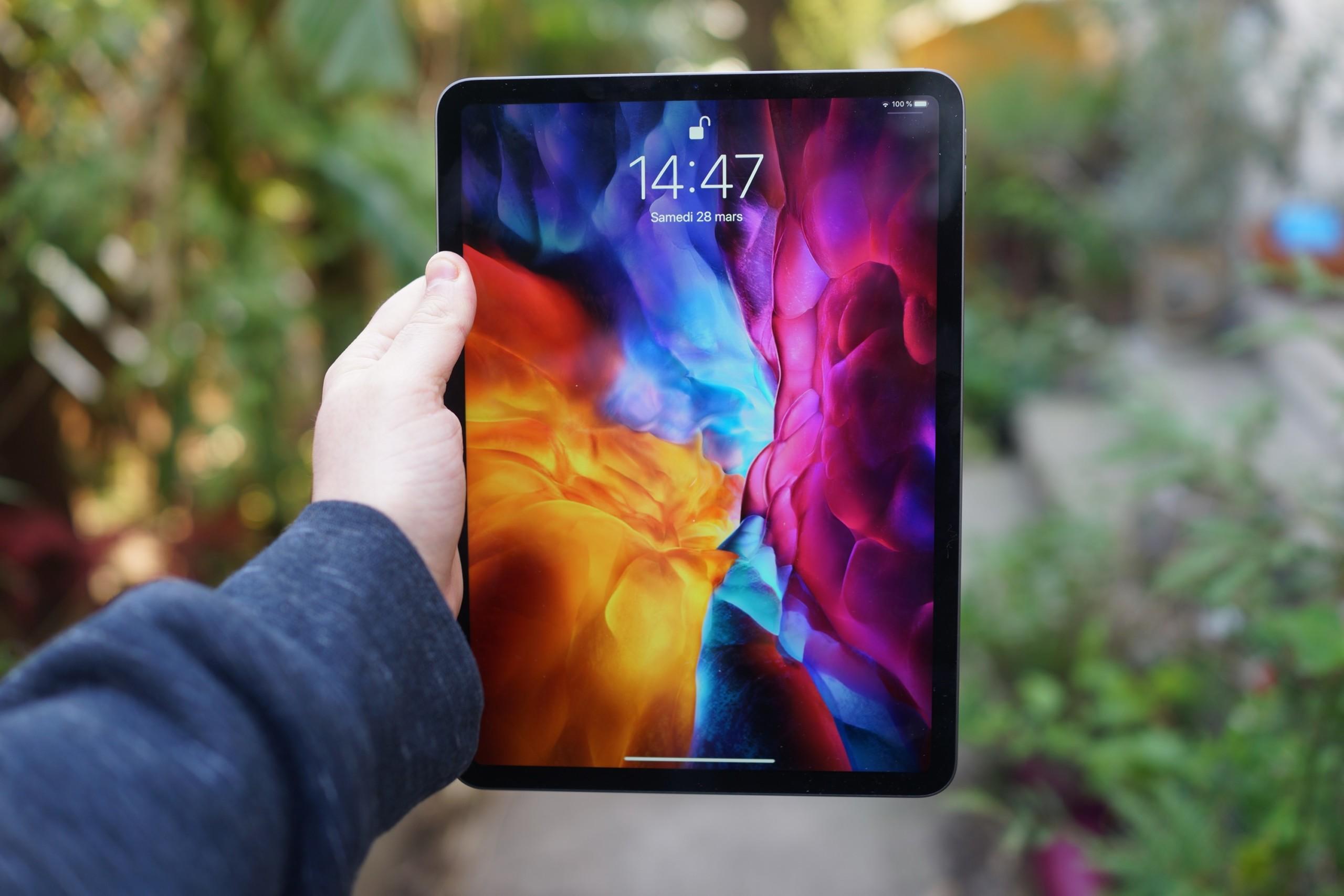 Cdiscount fait chuter le prix de l'iPad Pro 11 2020 (256 ...