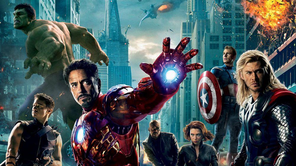 Avengers : le cross-over le plus… rentable