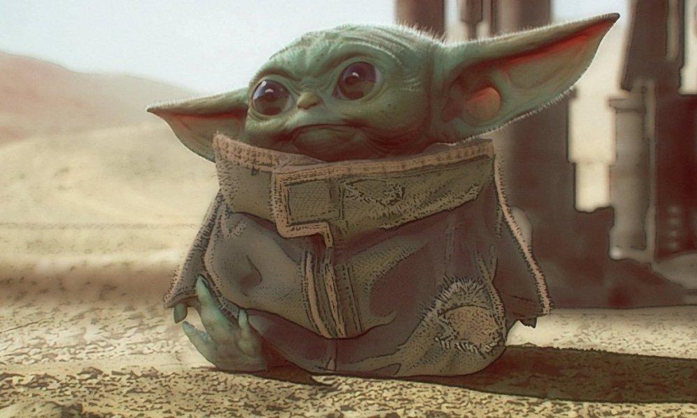 Il n'y a jamais assez de Baby Yoda dans un article