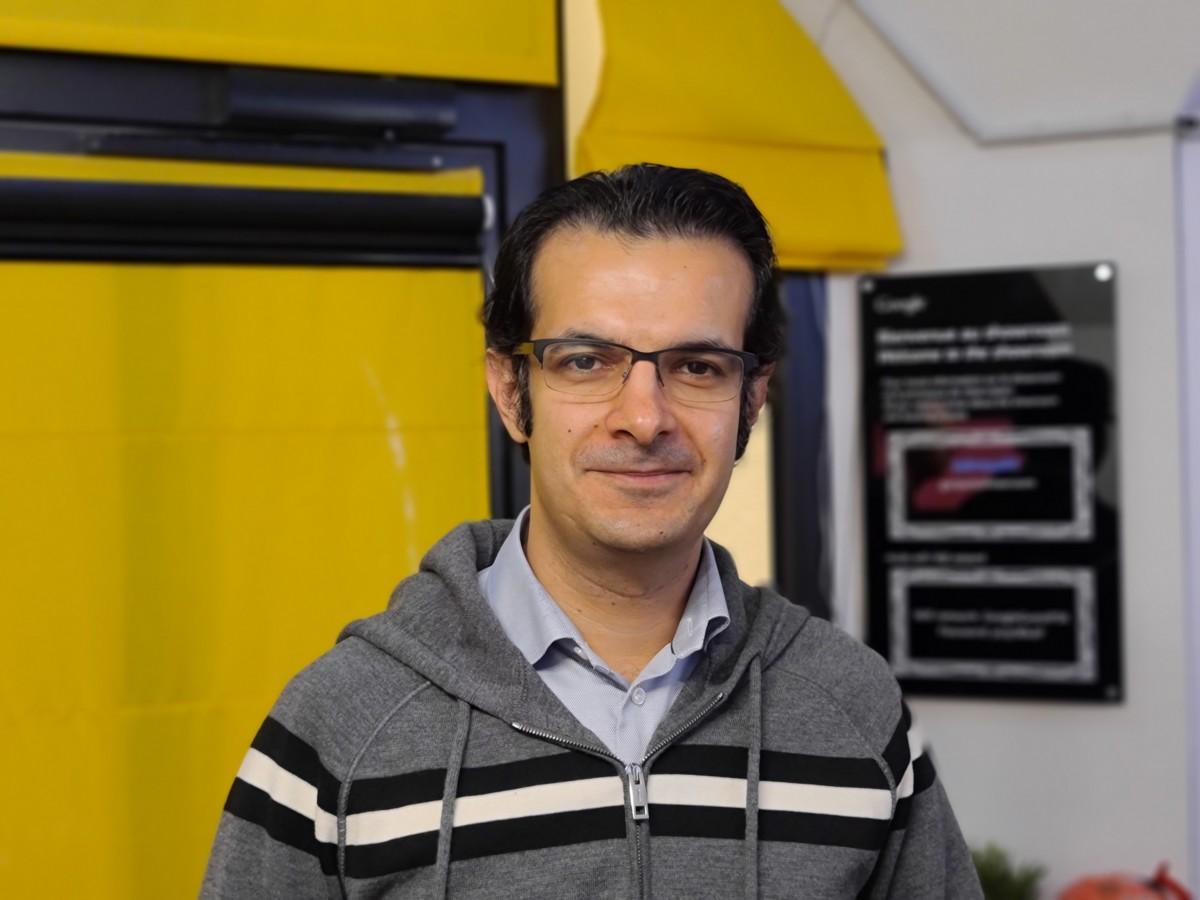 Behshad Behzadi a rejoint Google en 2006 et travaille aujourd'hui sur le nouveau Google Assistant