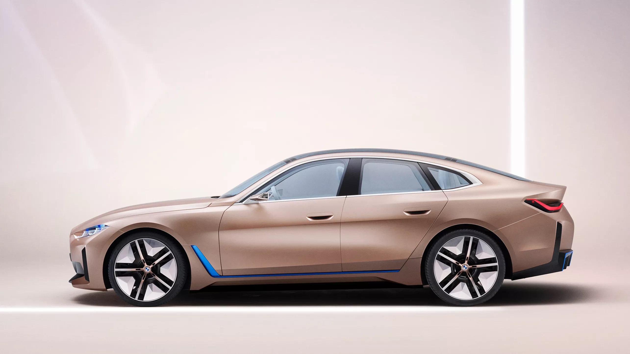 2021 - [BMW] X1 III Bmw-i4-concept-car