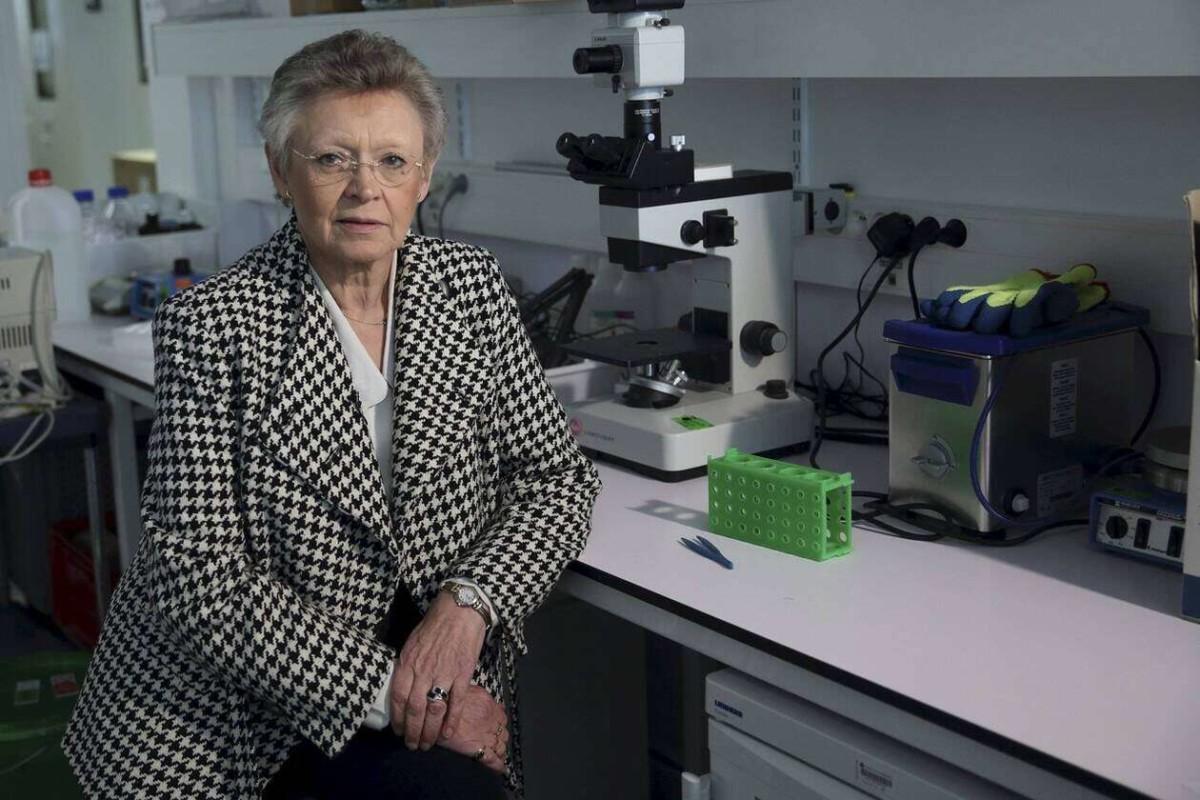 Francoise Barre-Sinoussi qui va présider le CARE