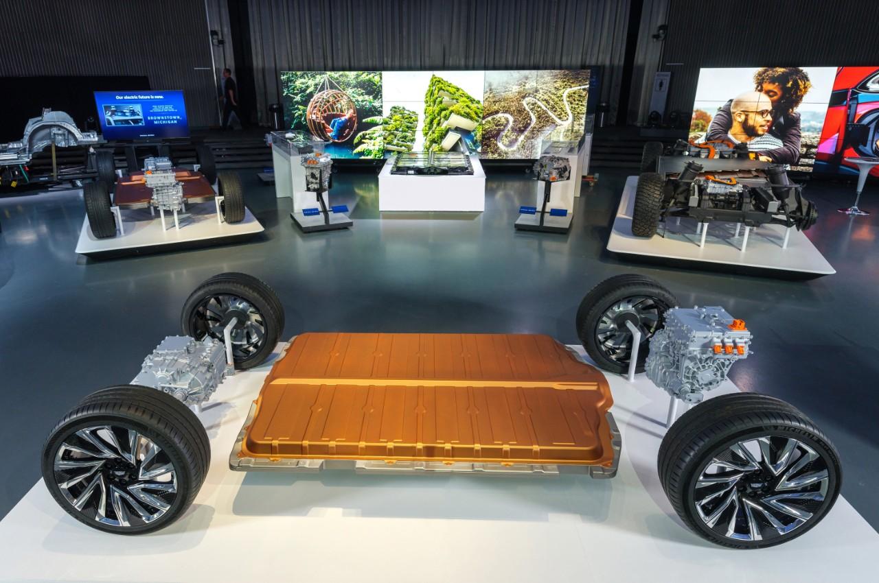 Les nouvelles batteries Ultium de General Motors auront une durée de vie de 1,6 million de kilomètres !