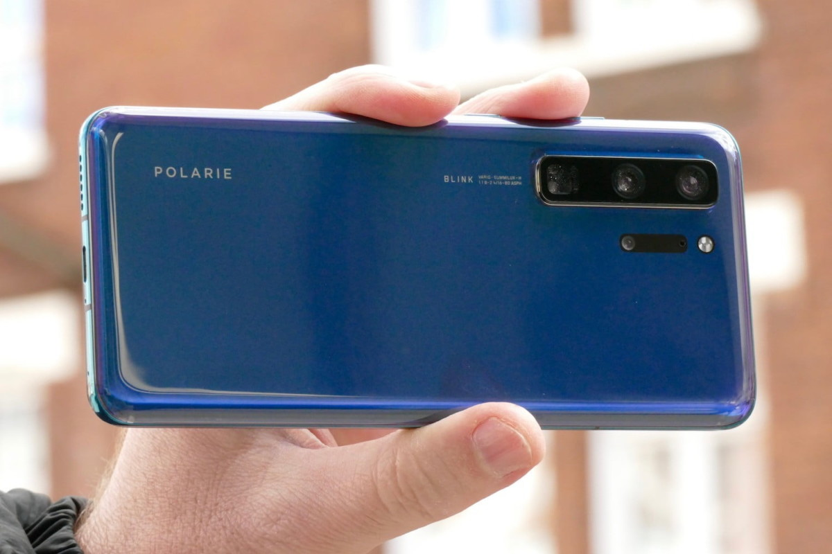 Huawei P40 : une prise en main d'un prototype dévoile un design aux petits oignons