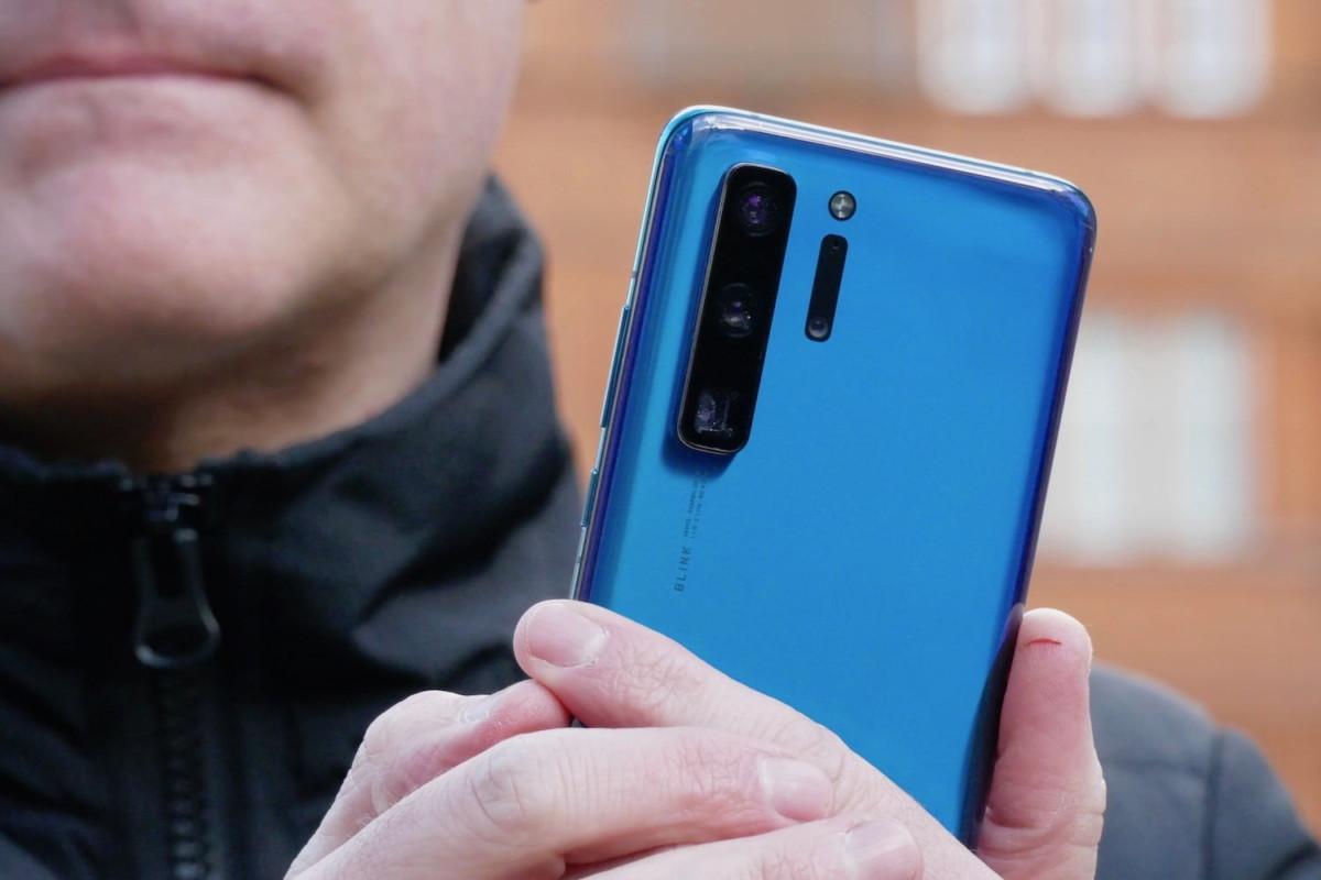Le Huawei P40 a déjà fait l'objet d'une prise en main