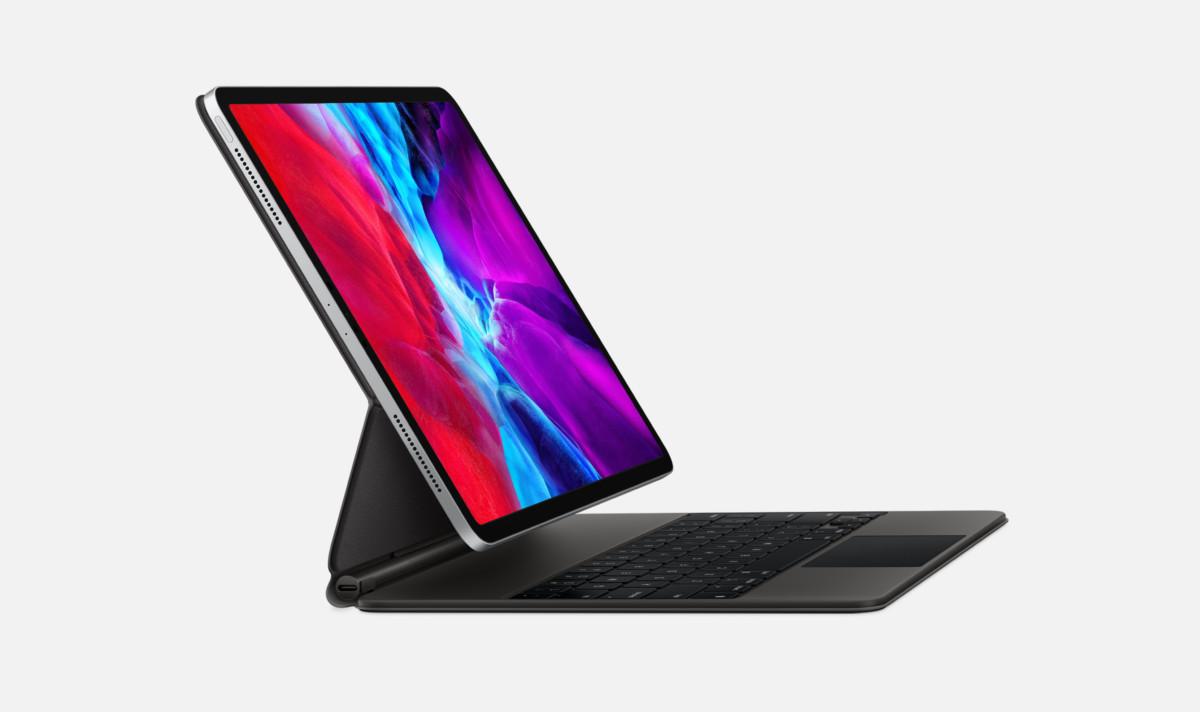 L'iPad Pro et son Magic Keyboard