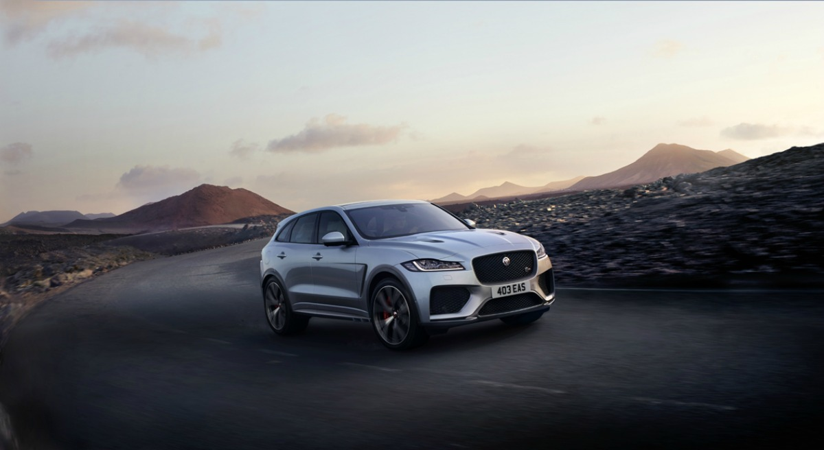 Jaguar J-Pace