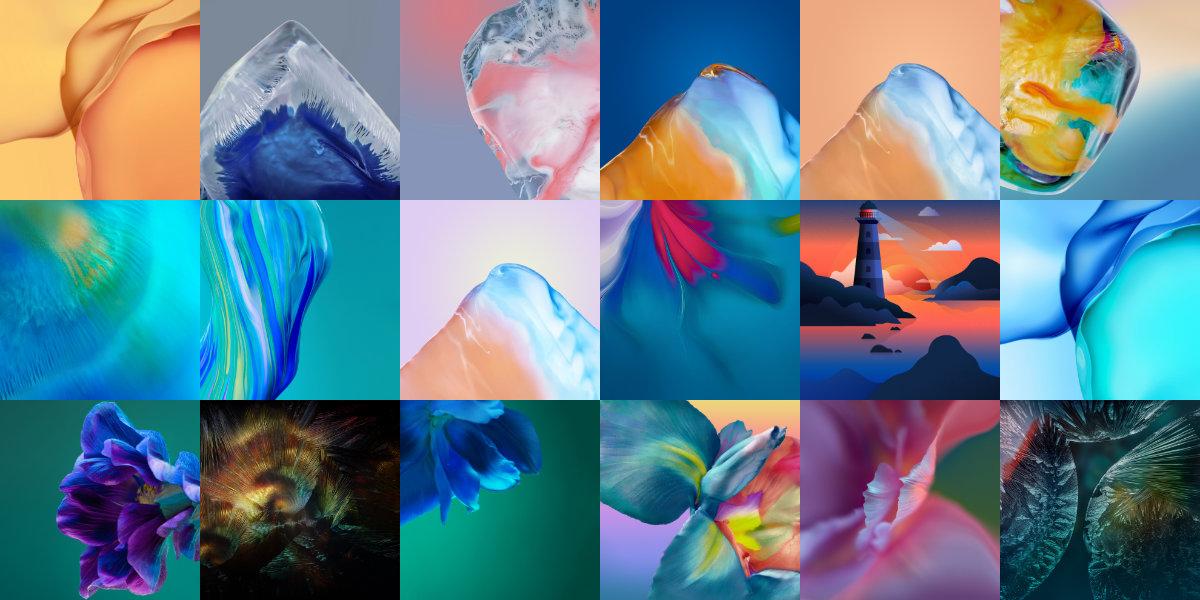 Wallpapers du Huawei P40