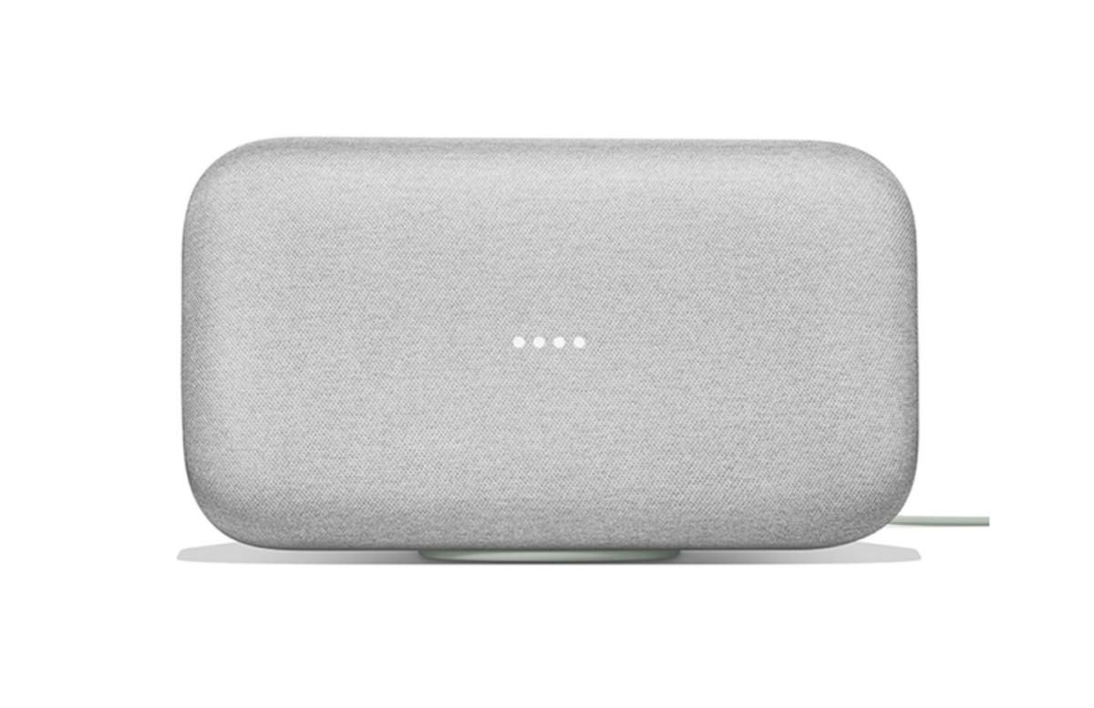 L'enceinte Google Home Max est disponible à la moitié de son prix d'origine
