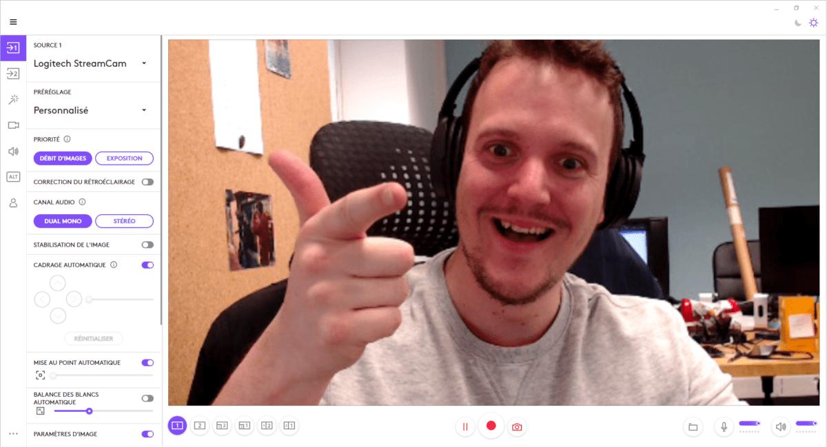 Test de la Logitech StreamCam : du 60 FPS, jusque sur la webcam