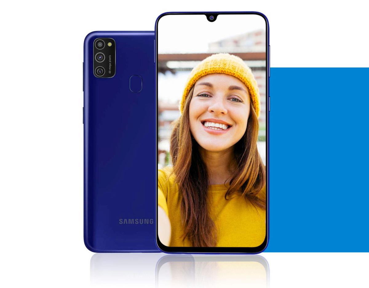 Samsung Galaxy M21 et M31 annoncés : l'entrée de gamme coréenne relativement bien armée