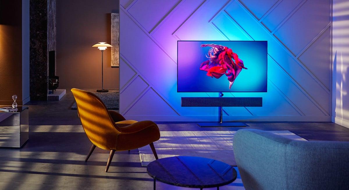 Le 65OLED984 est l'un des plus beaux téléviseurs du moment