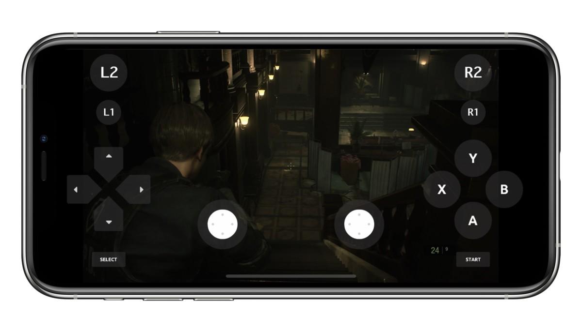 Moonlight gère les manettes ou l'affichage de contrôles à l'écran
