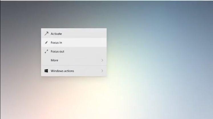 Windows 10 : Microsoft montre une toute nouvelle interface entièrement repensée