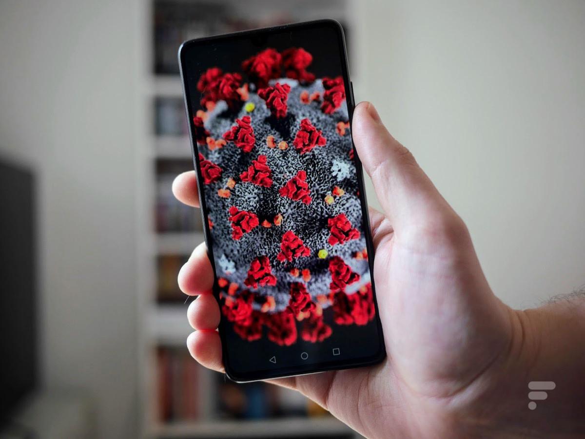 L'OMS développe une application pour smartphones pour informer sur le Covid-19