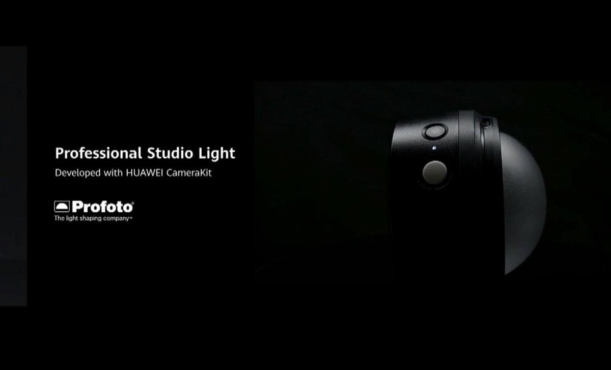 Huawei dévoile un spot de lumière pour accompagner l'appareil photo du P40