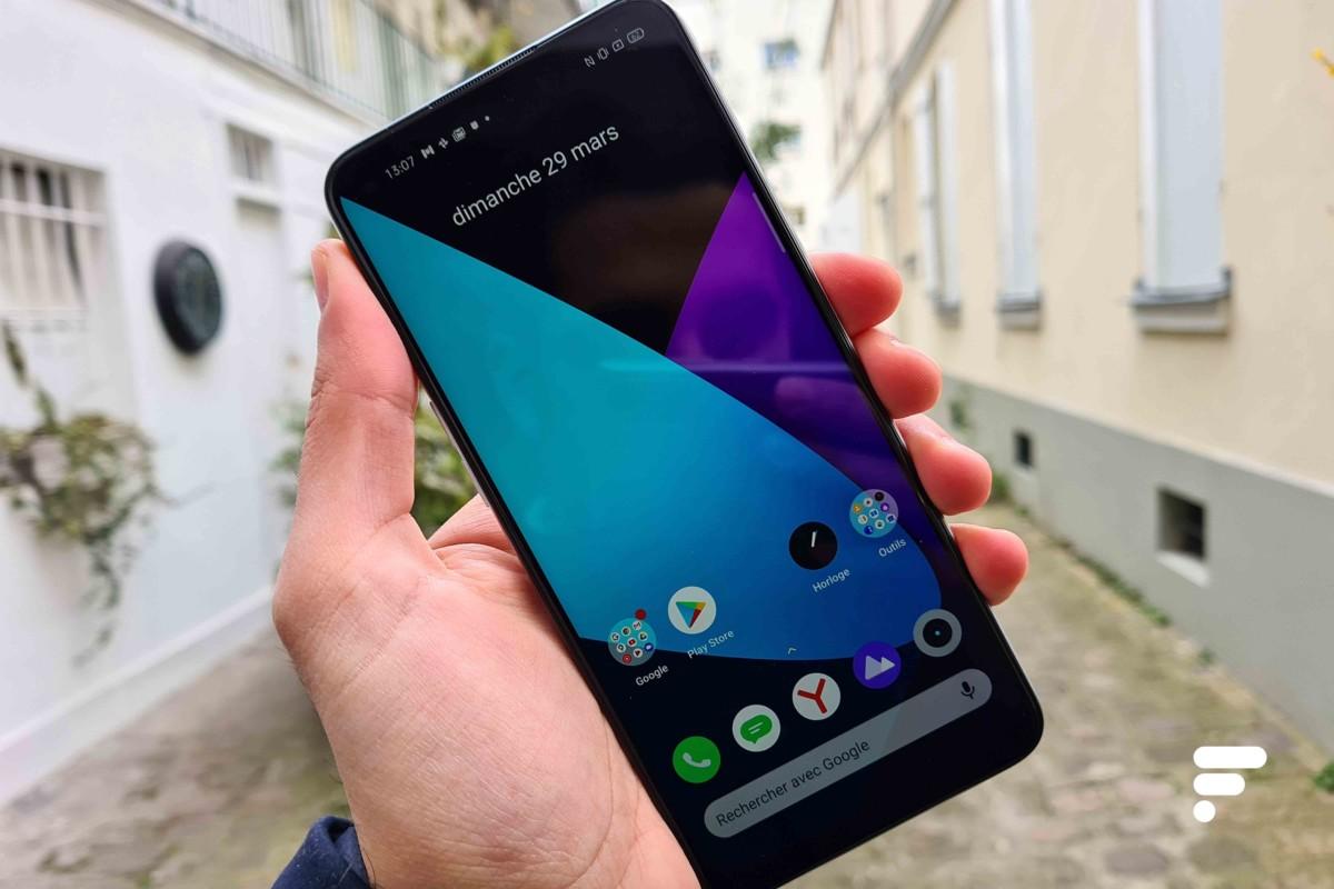 Les meilleurs smartphones d'avril sur Frandroid