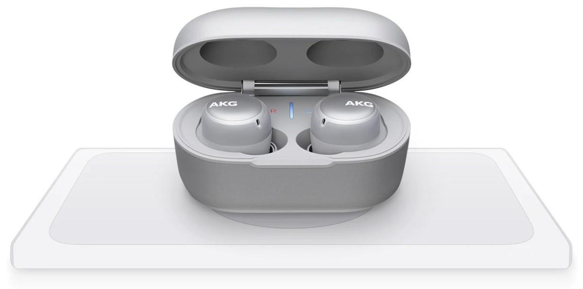 Les écouteurs AKG N400 de Samsung
