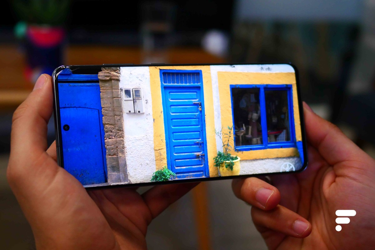 Un grand écran de smartphone ou un petit écran de cinéma?