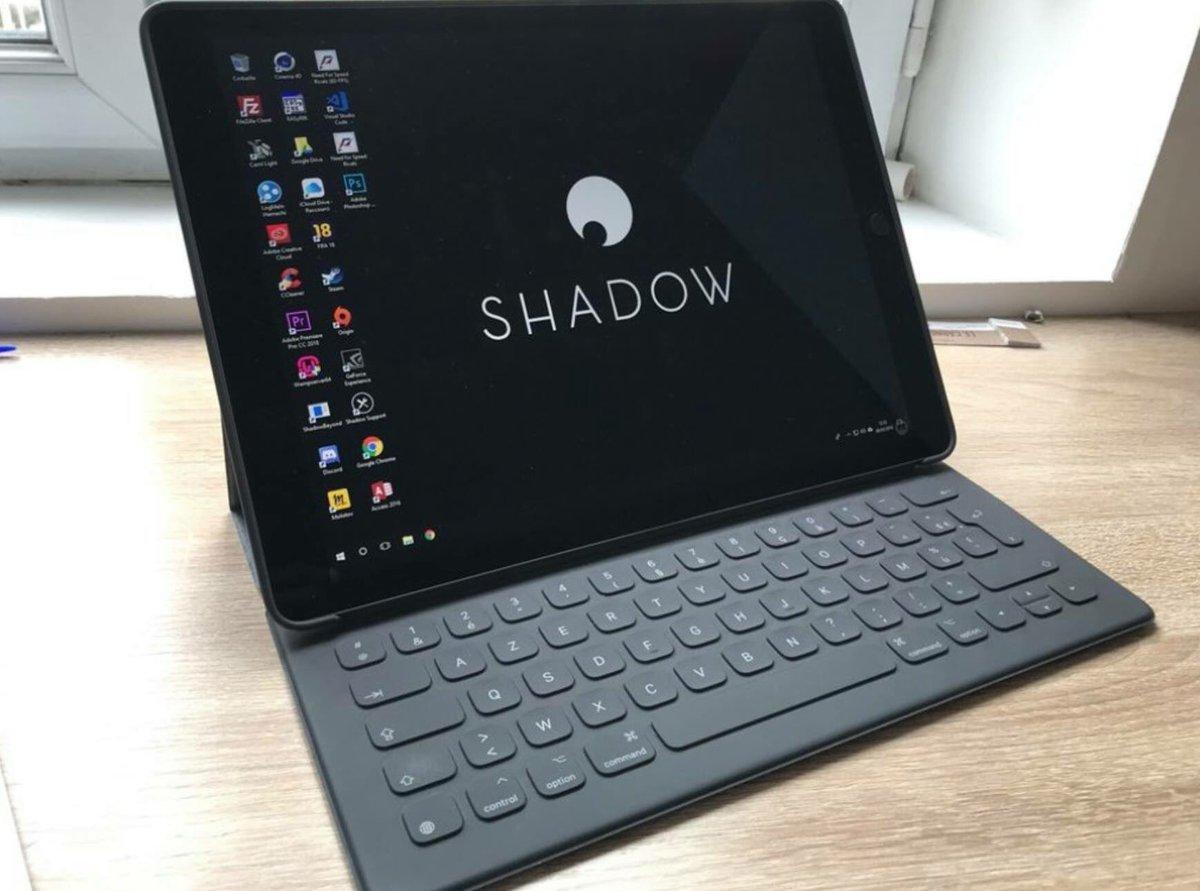 Shadow sur iPad