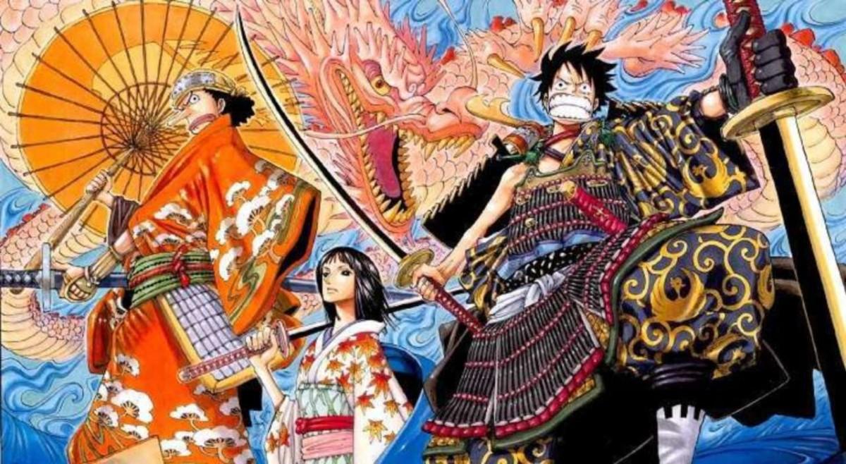 One Piece – Pays de Wano – disponible sur ADN