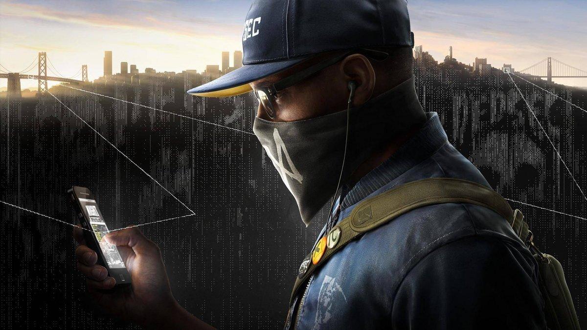Illustration du jeu Watch Dogs d'Ubisoft
