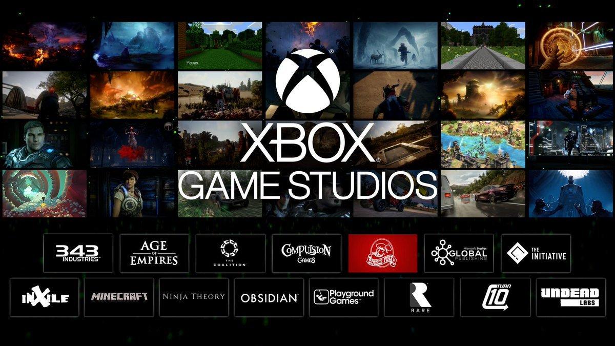 Les 15 Xbox Game Studio