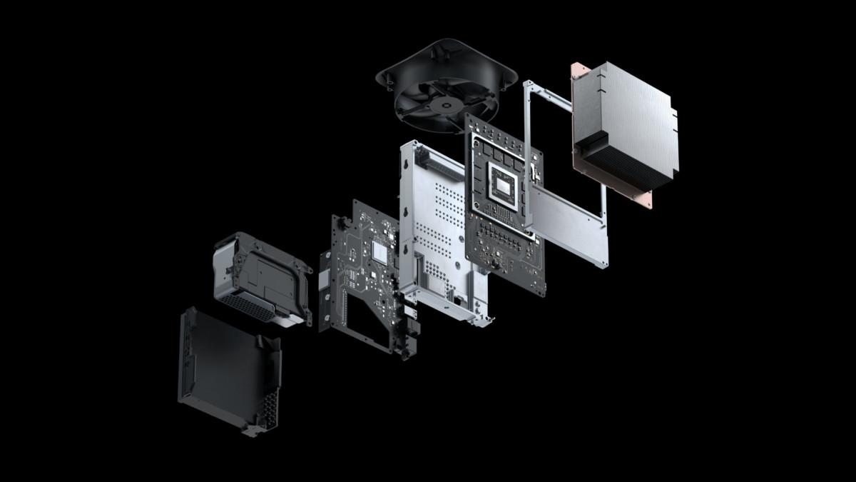 Dans le détail de sa technique, la Xbox Series X s'inscrit plus dans la continuité de la Xbox One X que dans un véritable bond en avant technologique…